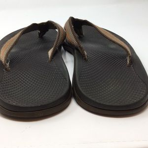 143e139436ea Chaco Shoes - Chaco Waypoint Cloud Flip Flop. Brown. Size 11